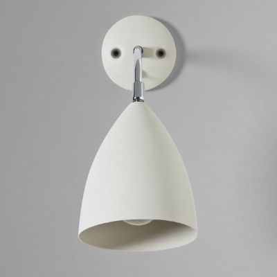 Joel Adjustable Wall Light in Cream, Switched - astro 1223015 (7158)